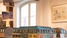 Maquette Carrés Saint-Louis pour Versailles plus