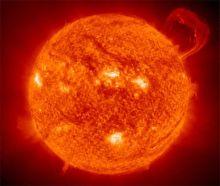 soleil pour Versailles plus