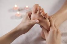 Massage pied pour Versailles plus