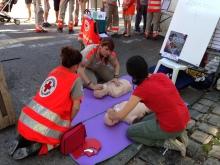 Croix Rouge pour Versailles plus