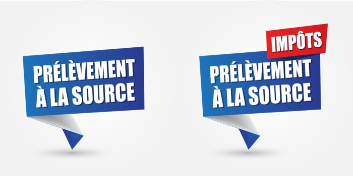 impots - prlvement la source