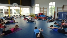 Gym Suédoise pour Versailles plus