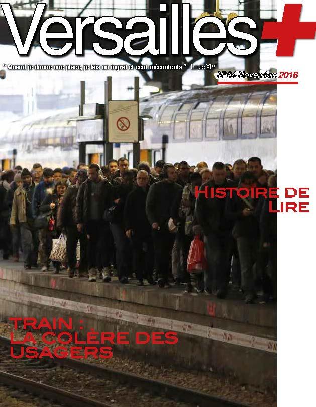 Couv V+ 94 pour Versailles plus