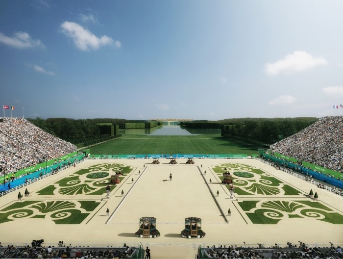 JO-paris-2024-Parc-du-Chateau-de-Versailles-Sports-Equestres-Pentathlon