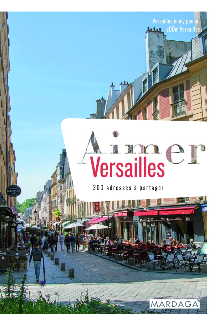 Aimer Guide Versailles cover